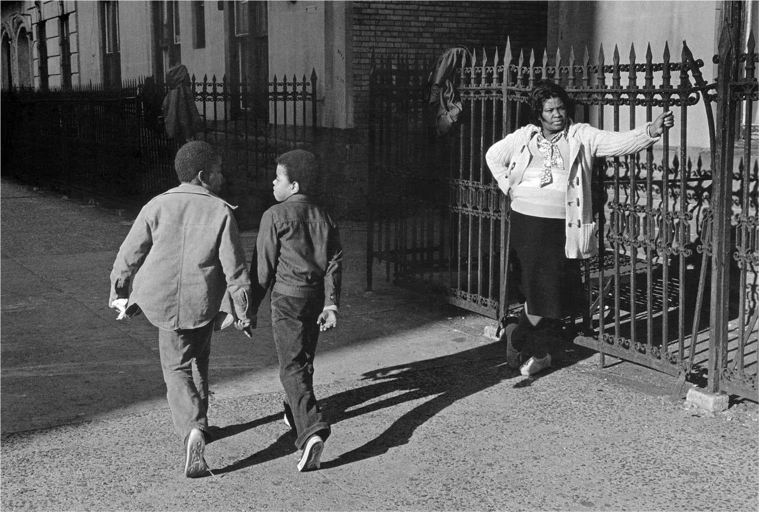 "From ""Harlem, U.S.A."" (1975-1979) © Dawoud Bey"