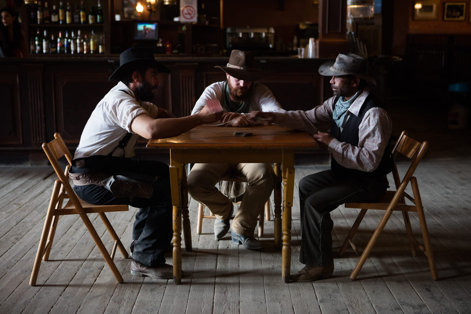 Card Game, Fort Bravo/Texas Hollywood