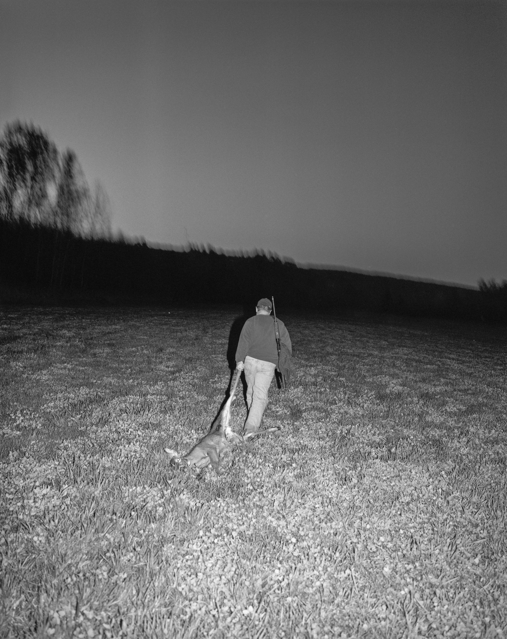 Hunter#1, Boonville,NY,2007. © Timothy Briner