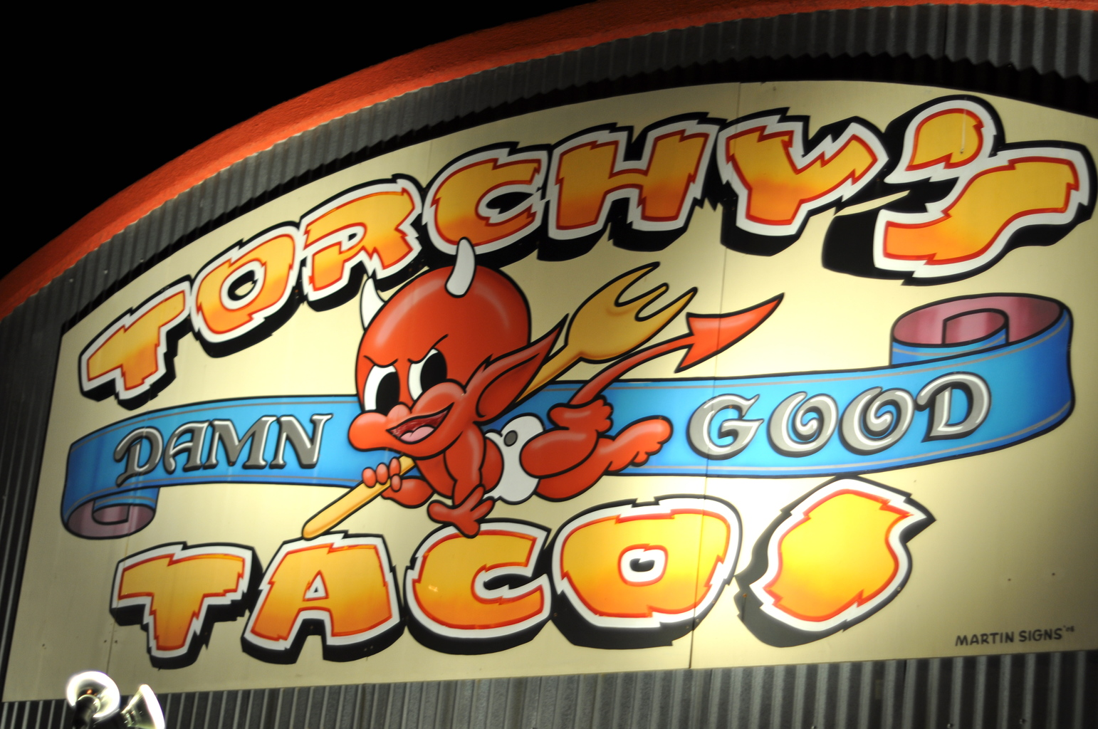 Torchy's Tacos, $, 1311 South First St. Austin, TX