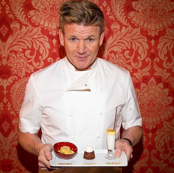 Celebrate the #MME16 with one of chef Gordon Ramsay's signature concoctions. @OracleMktgCloud