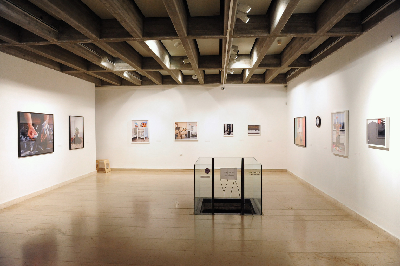 """Home Sweet Home"" exhibition at Janco Dada Museum in Ein Hod, Israel"