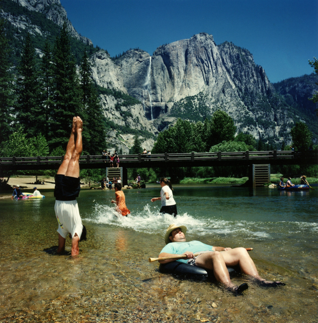 <em>Yosemite National Park, CA,</em> 1995