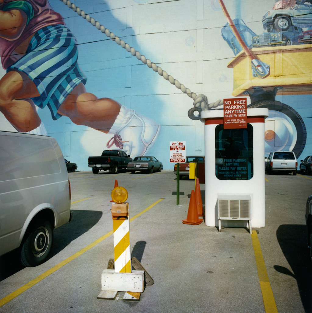 <em>P-Star Parking, Dallas, Texas,</em> 1997