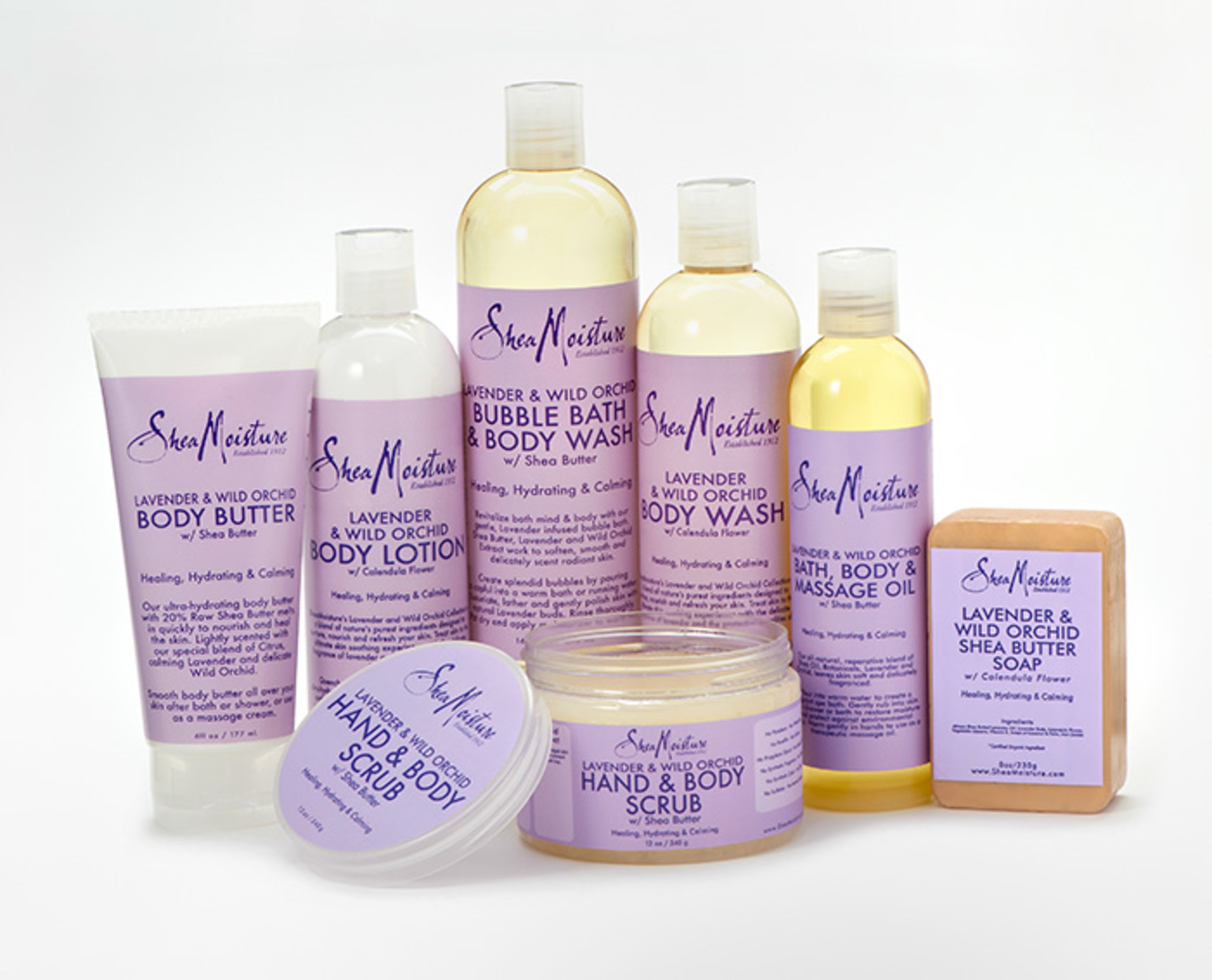 Relaxing lavender by Shea Moisture is a customer favorite. Visit #Amazon to get your set today.