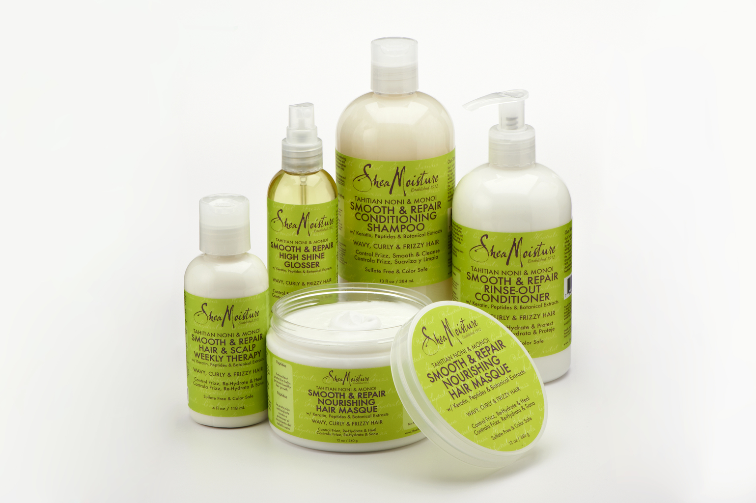 Gift a complete set of Smooth & Repair by Shea Moisture. Find the best deals on #Amazon.