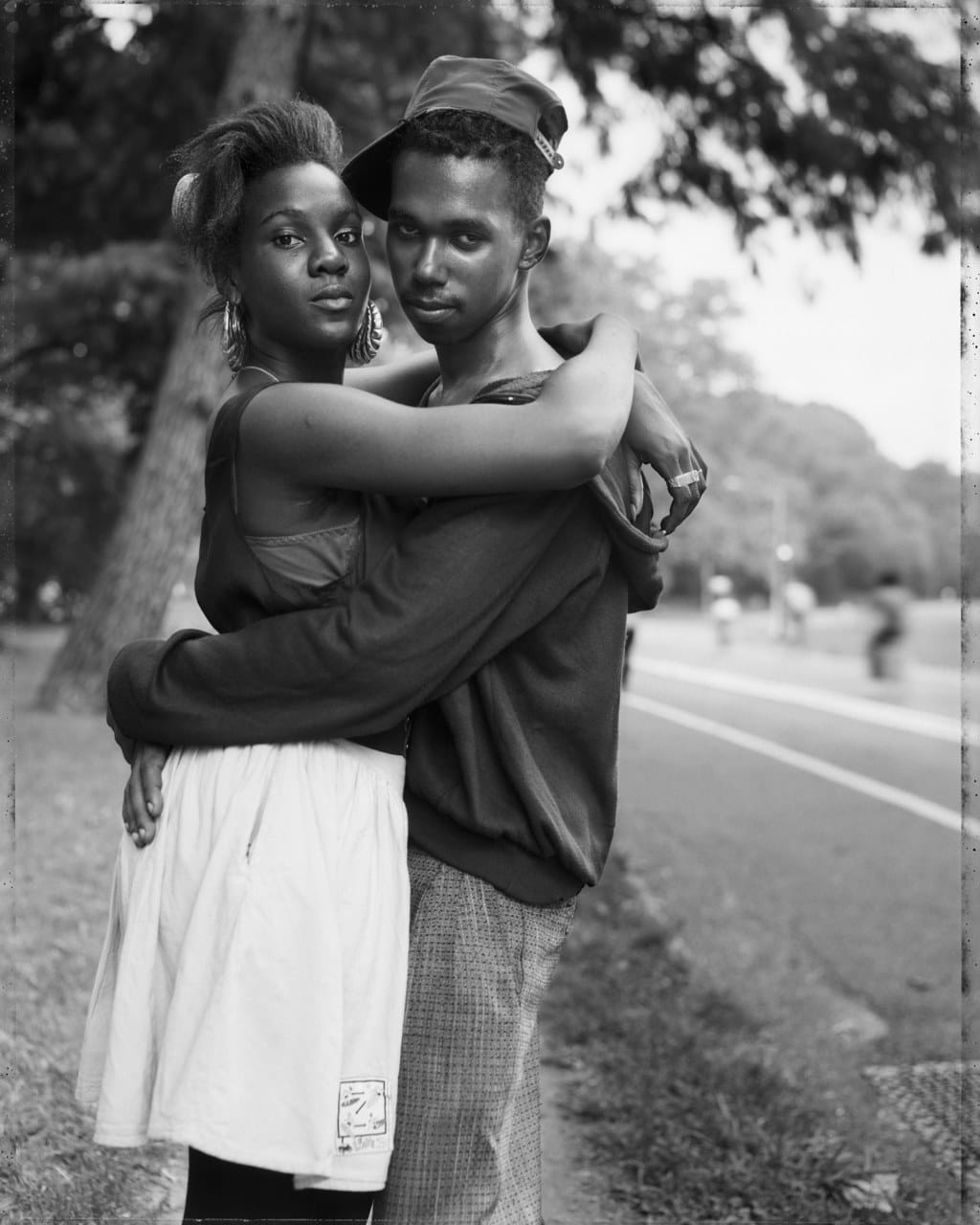 "From ""Street Portraits."" (1988-1991) © Dawoud Bey"