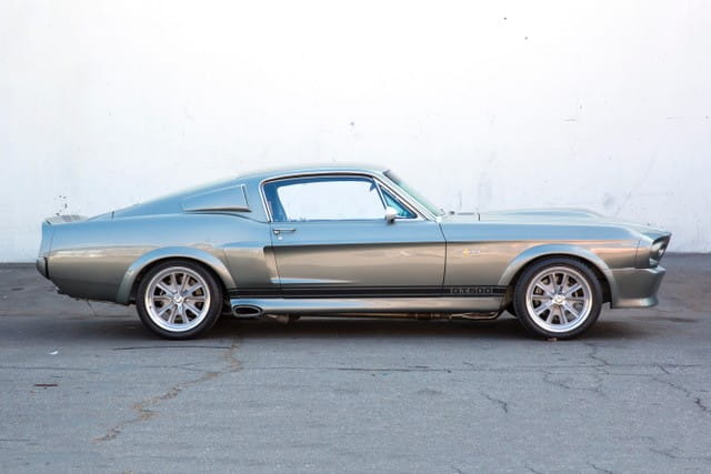 Eleanor: 1967 Shelby Mustang GT500 restomod built by Cinema Vehicles