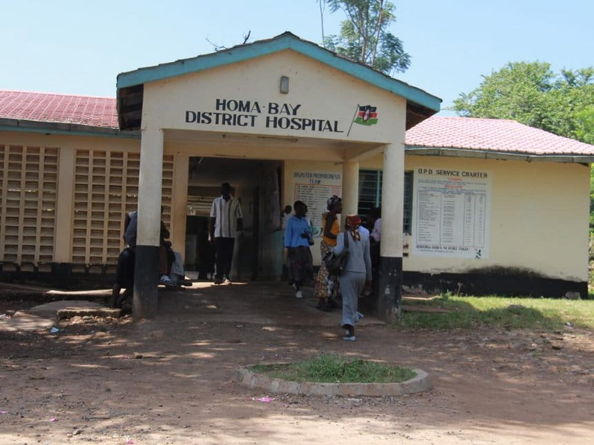 Homa Bay District Hospital