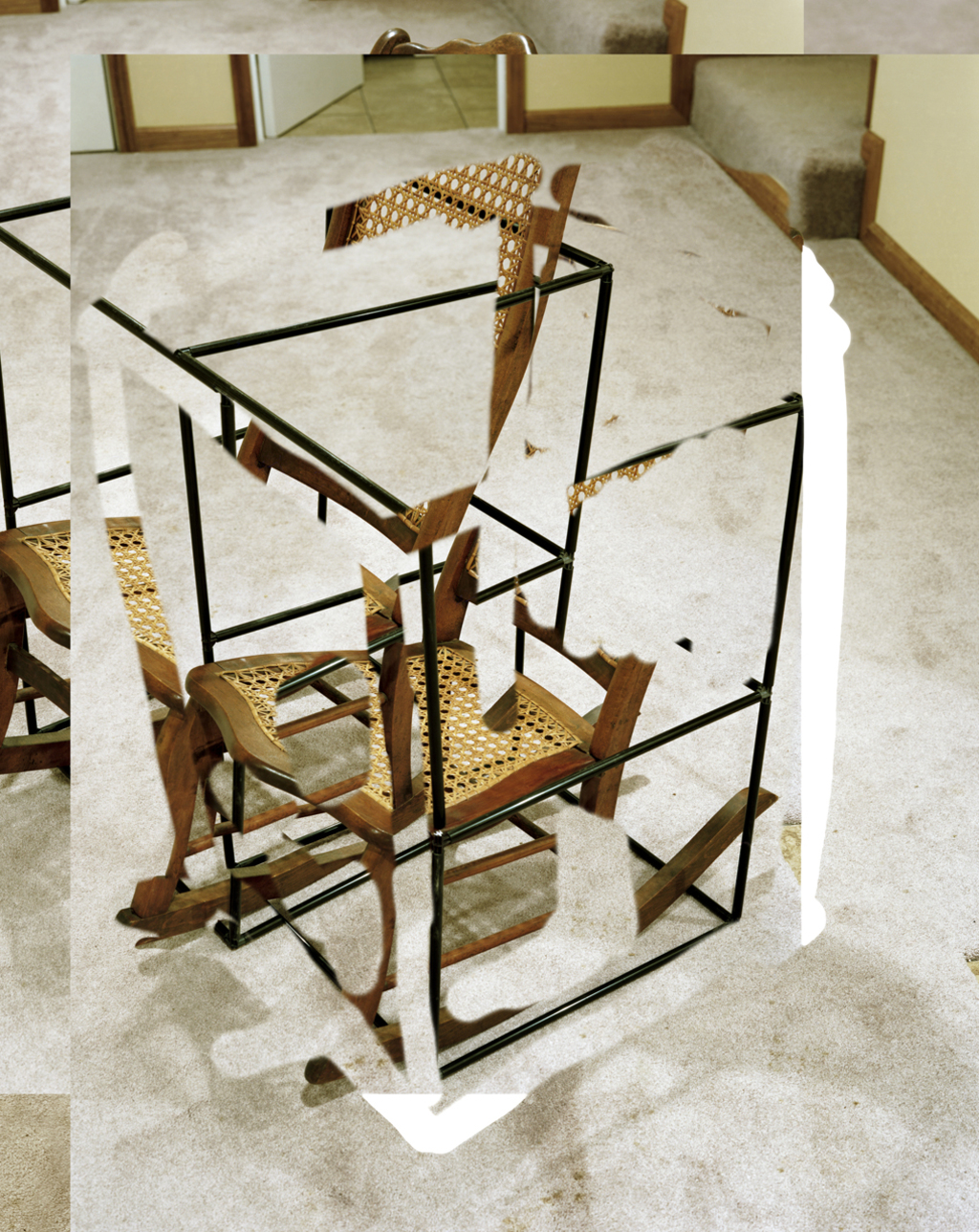 Rocking Chair, 2012 © Lucas Blalock