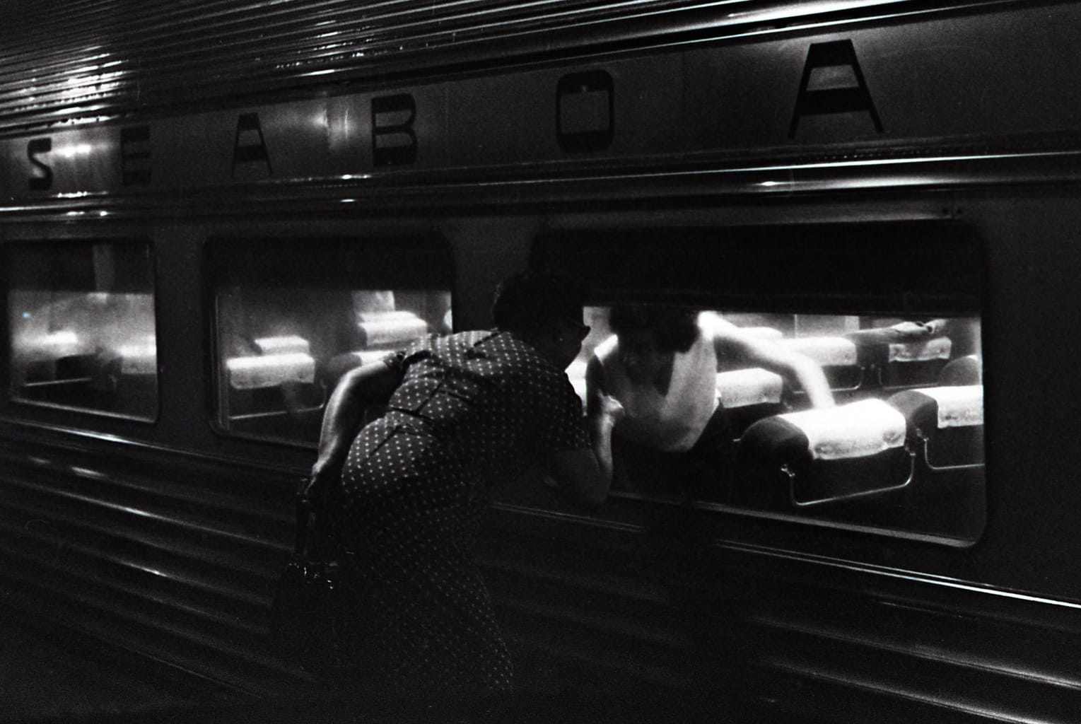 Penn Station farewell