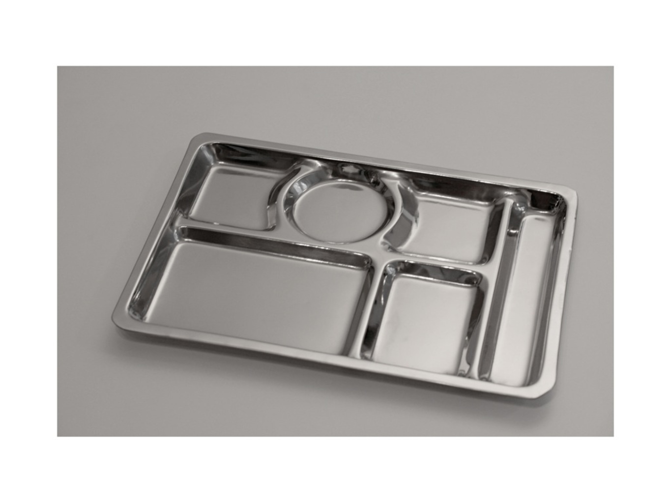 Prison Food Tray acquired from Ebay