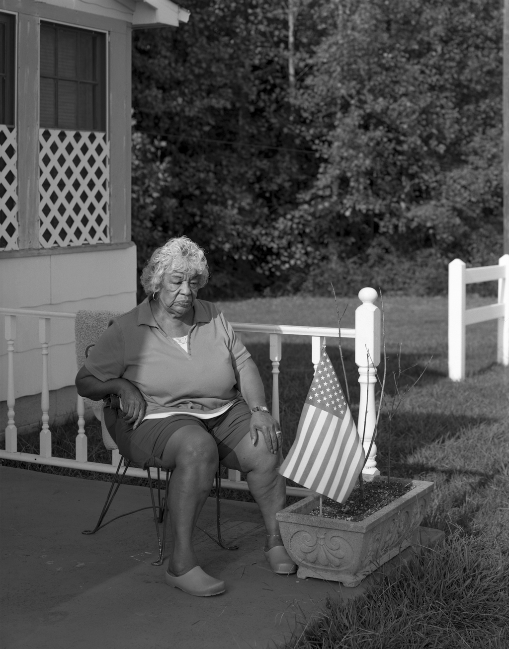 Gladys, Boonville,NC,2007. © Timothy Briner