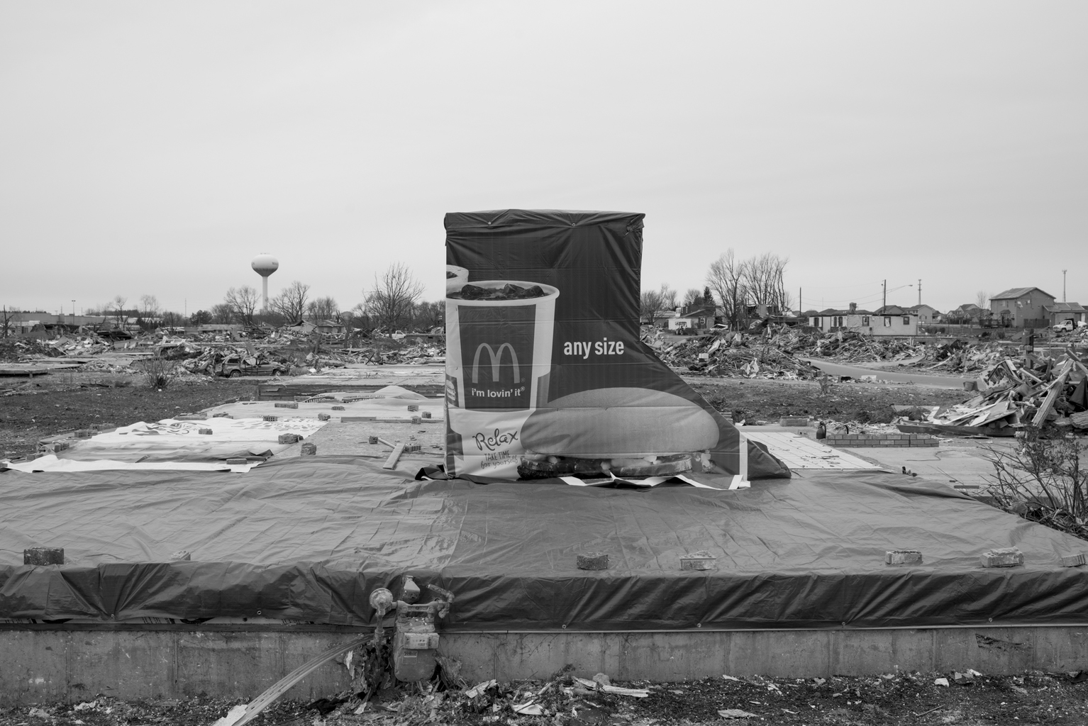 Aftermath, Washington, IL, 2013. ©Timothy Briner