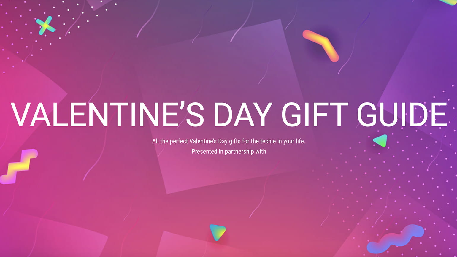 CNET Valentine's Day Gift Guide - B2C Gift Guide