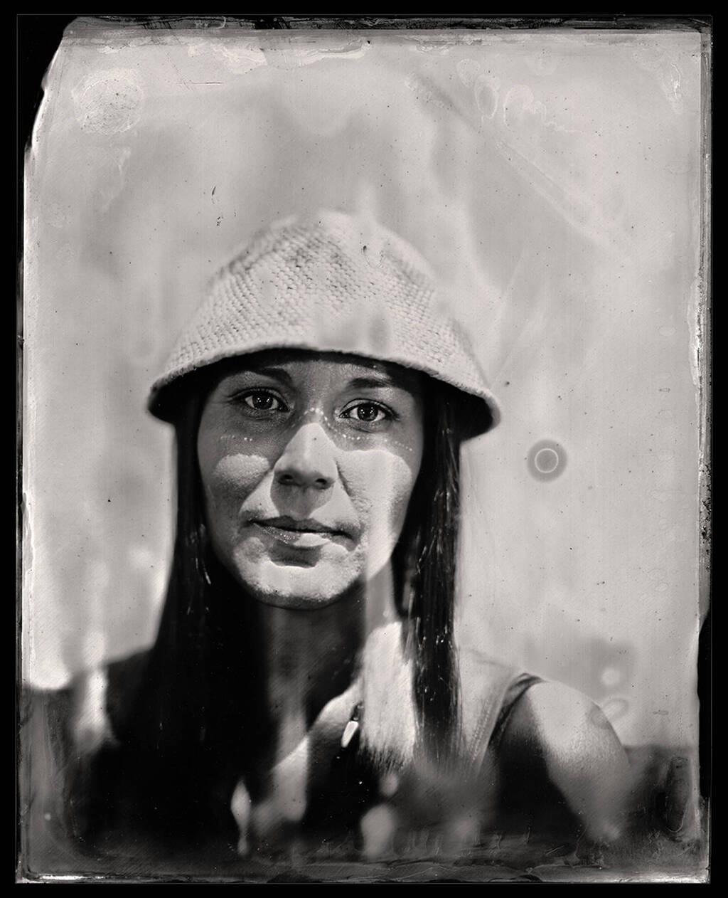 Cara Romero, citizen of the Chemehuevi tribe, CIPX, 2012.