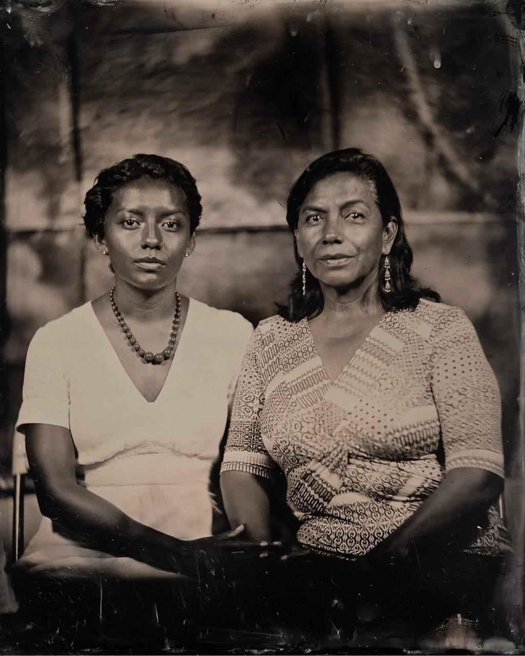 Desireé Beltrán and Maria Elena Beltrán. CIPX 516Arts, 2016.