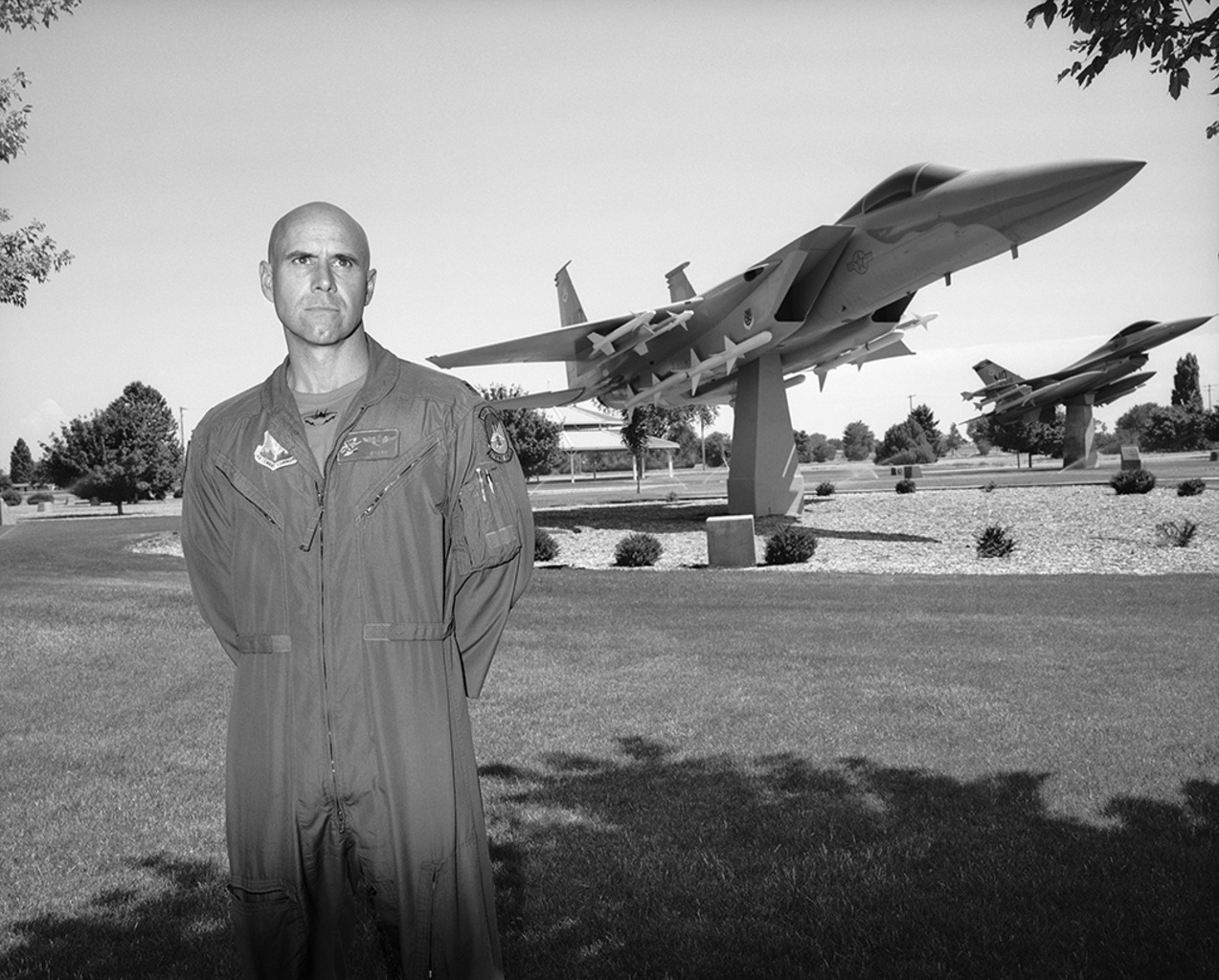 Victor Fehrenbach, Boise, ID, 2011 Lieutenant Colonel, US Air Force, 1991–2011