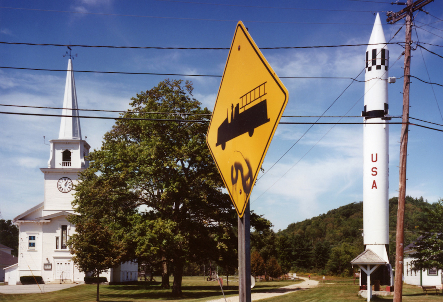 <em>Warren, NH,</em> 1999
