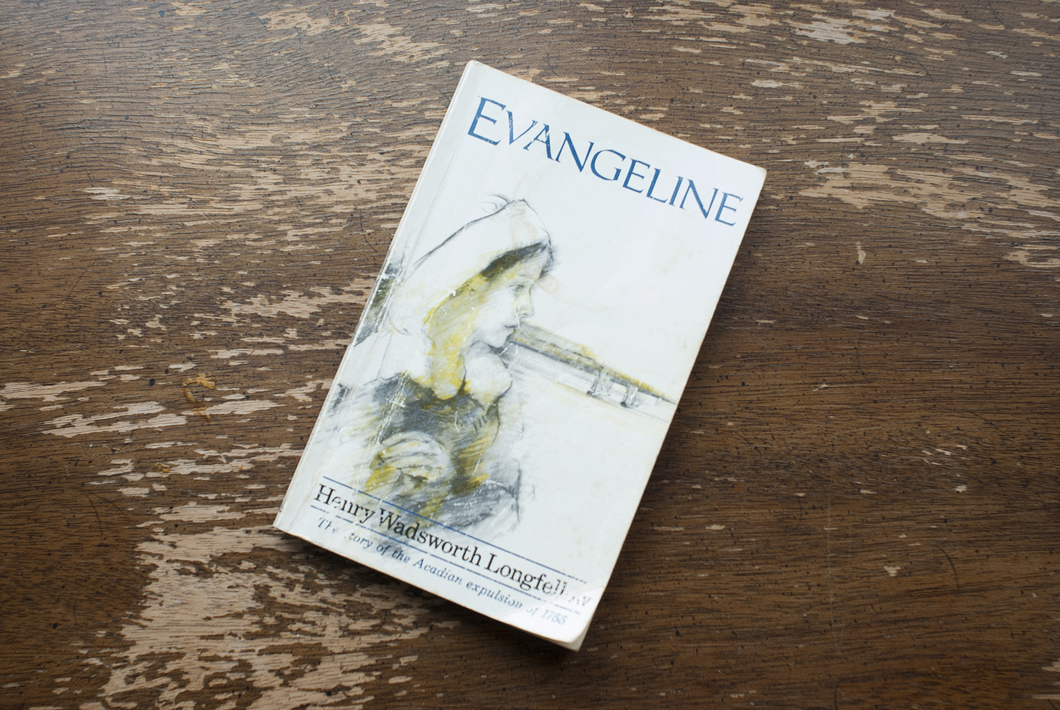 Evangeline, By Henry Wadsworth Longfellow.