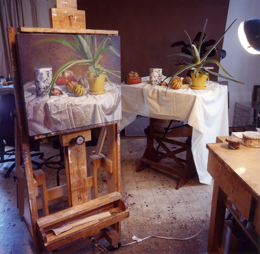 <em>Arden, DE (painter's studio),</em> 2009