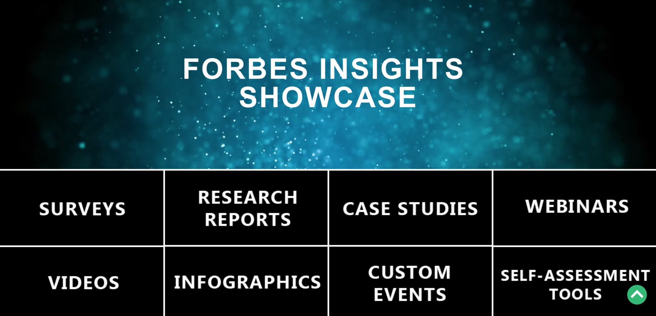 Forbes Insights Showcase